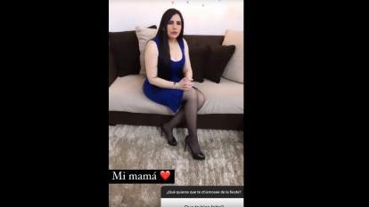 Aida Merlano reaparece en las redes felicitando a su hija en su cumpleaños