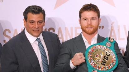 Mauricio Sulaimán sobre el Canelo Álvarez