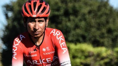 Nairo Quintana dice estar motivado para la Vuelta a Asturias