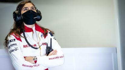 Tatiana Calderón comienza el Mundial de Resistencia en Spa, Bélgica