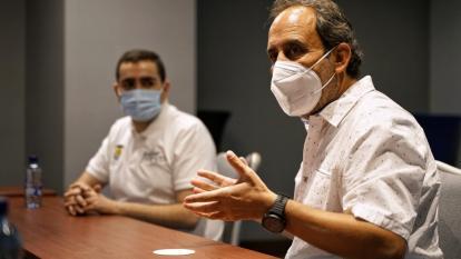 Gobernador de Bolívar anuncia que recuperarán otros dos pisos del HUC