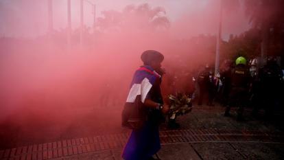 Gobierno afirma que asistencia militar es para apoyar a la Policía