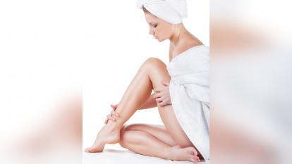 Cuidados correctos de la piel del cuerpo