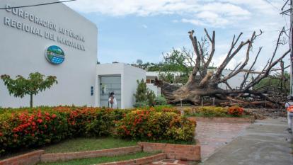 Caída de la bonga, la peor tragedia ambiental de Santa Marta: Dadsa
