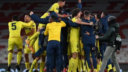 El Villarreal jugará la final de la Liga de Europa