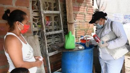 Recomendaciones para prevenir el Dengue en temporada de lluvias