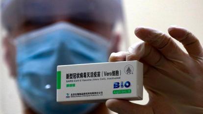 OMS aprueba el uso de emergencia de vacuna Sinopharm