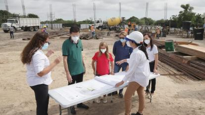 Inician obras del nuevo Hospital Juan Domínguez Romero en Soledad