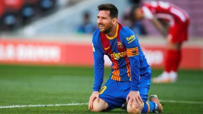 Barcelona y Atlético de Madrid empataron 0-0 en Liga de España