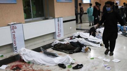 Atentado contra escuela en Kabul deja 30 muertos