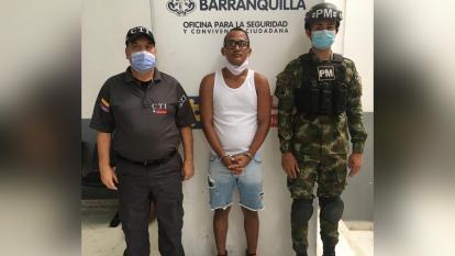 Captura a hombre por crimen de un joven de 18 años en Carrizal