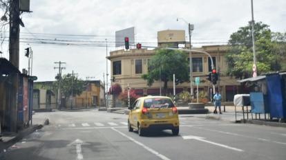 De dos tiros matan a hombre en el Paseo de Bolívar