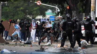 Alcalde Jaime Pumarejo se pronuncia sobre vandalismo en Barranquilla