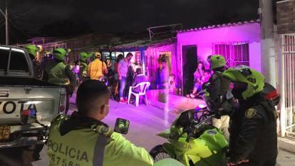 Toque de queda empieza a regir este viernes a las 10 p.m. en Barranquilla