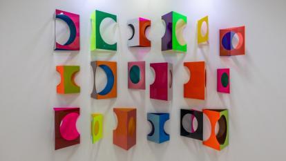 Exposición Patricia Quevedo Mario Bros 3D