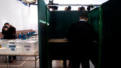 Chile encara históricos comicios constituyentes