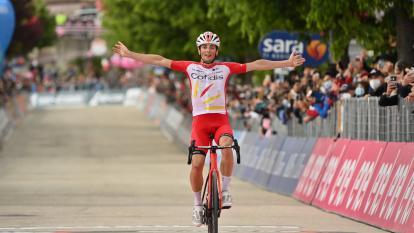 Octava etapa del Giro de Italia 2021