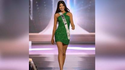 Colombia llegó hasta el top 21 en Miss Universo