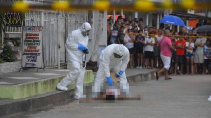 Últimos crímenes no son por pugna de bandas: Policía