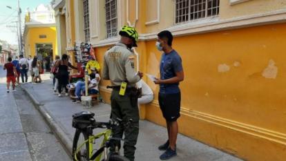 Comerciantes de Cartagena aplauden nuevas medidas