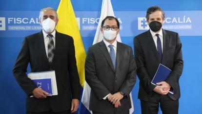 Comunidad internacional recibió reporte de Fiscalía sobre el paro
