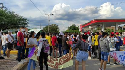 Comerciantes de Valledupar reportan pérdidas de más de $1.500 millones tras marchas