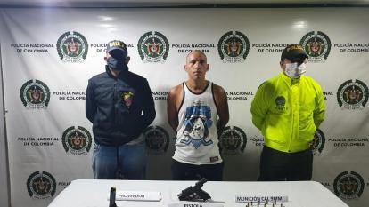 Enviaron a 'El Chamo' a la cárcel tras allanamiento en Ciénaga, Magdalena