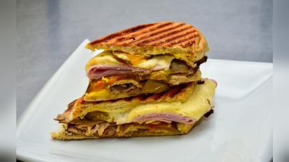 Sándwich cubano, un plato sencillo de preparar en casa