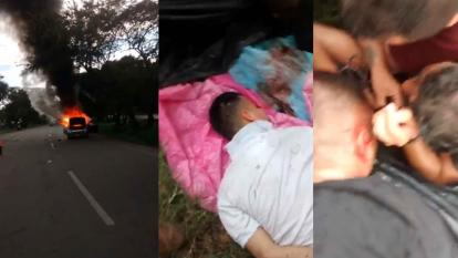 Policía denuncia secuestro y tortura de uniformados en el Valle del Cauca