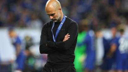 ¿Qué dijo Pep Guardiola tras perder la final de Champions League con el Manchester City?