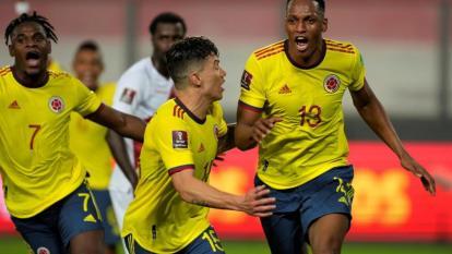 La ley del Montes   La Selección es Colombia