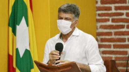 Secretario del Interior de Cartagena tiene covid-19