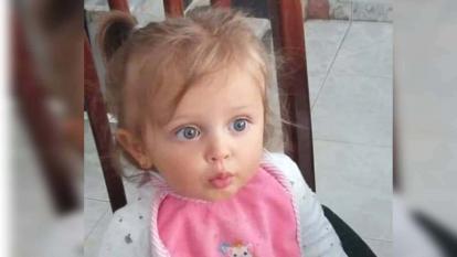 Padrastro y madre de Sara Sofía irán a juicio por desaparición