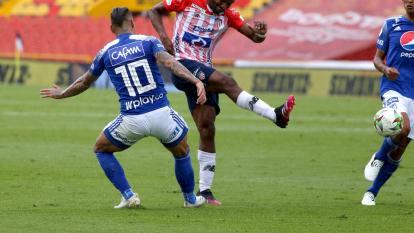 Declaraciones de Didier Moreno tras el Millonarios vs. Junior