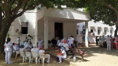Médicos reclaman salarios en Hospital de Valledupar