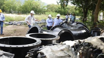 Más de 70 barrios estarán sin agua este jueves en Valledupar