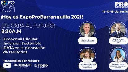Día 1 de ExpoProBarranquilla | De cara al futuro