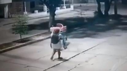 Denuncian robo de luminarias en San Juan del Cesar