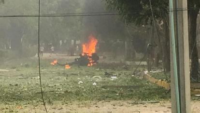 Pentrita, el fuerte explosivo usado en carro-bomba a Brigada en Cúcuta