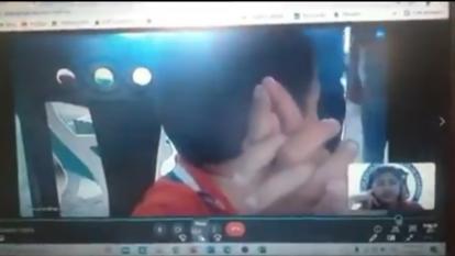 Niño no terminó clase virtual porque ladrón le robó el computador en Santa Marta