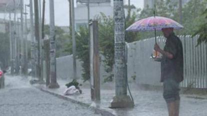 Tenga en cuenta las siguientes recomendaciones para la temporada de lluvia