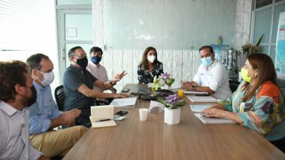 Mintransporte y alcalde Pumarejo hablan sobre estructuración de APP del Río para marzo de 2022