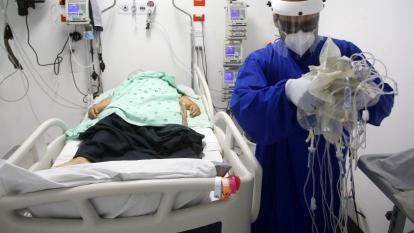 Clínicas en Córdoba están al topo de sus capacidades para pacientes covid