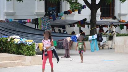 Alerta por desplazamiento de indígenas en Montería