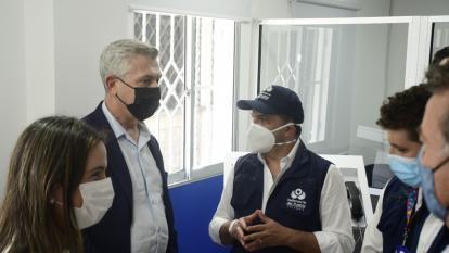 Defensor del Pueblo pide proteger los derechos de los refugiados en Colombia