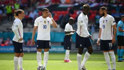 UEFA investiga posibles actitudes racistas en el Puskas Arena