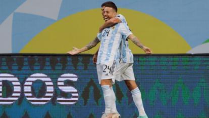 Argentina se clasificó a cuartos de final
