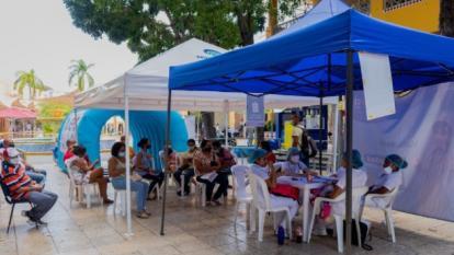 87.555 personas, con esquema de vacunación completo contra covid en Cartagena