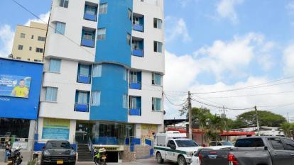 ¿Quién era el hombre hallado muerto en hotel de Barranquilla?