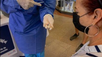 Cartagena distribuye 6.000 vacunas de Sinovac para primeras dosis